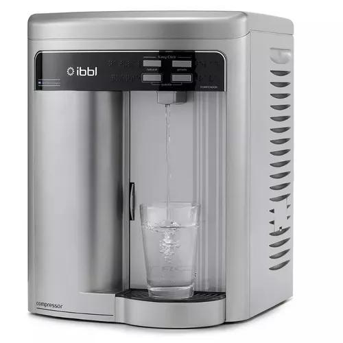 Purificador ibbl frq com água quente - compressor 110v