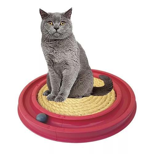 Arranhador para gatos corda sisal arranhador grande 50x50cm