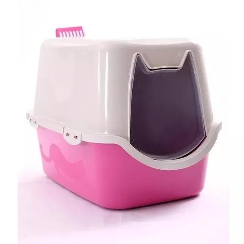 Banheiro gato toalete sanitário wc 52x39x40 duracats com