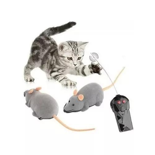 Brinquedo para crianças pets rato controle r