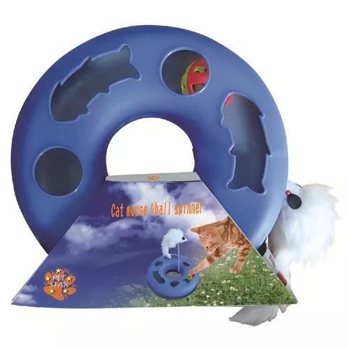 Brinquedo para gatos happy circle