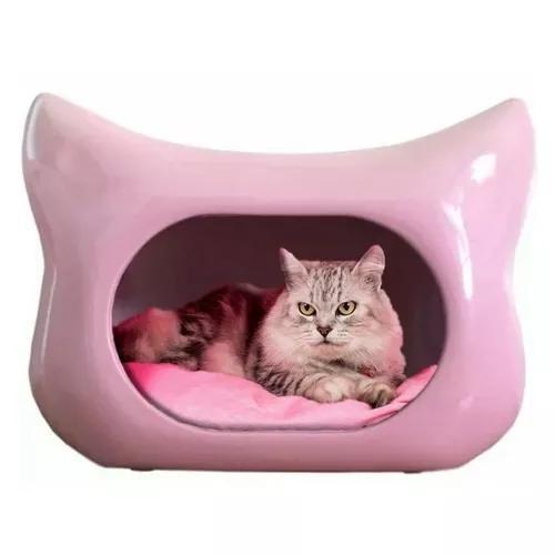 Casinha casa gatos cat cave com almofada frete gratis