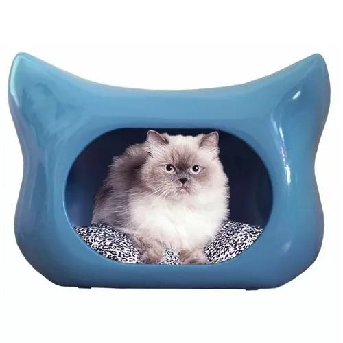 Casinha Para Gatos Toca Com Almofada Personalizada