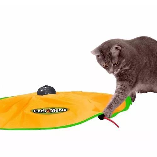 Cats meow brinquedo interativo para gato