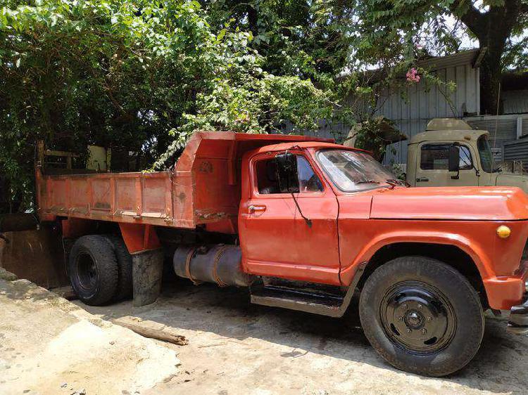 Chevrolet d-60 2p (diesel)