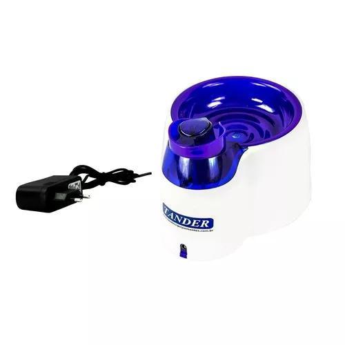 Fonte bebedouro água elétrico cães gatos filtro 2l -