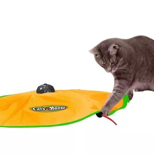 Kit com 02 brinquedos interativos para gato gatos cat