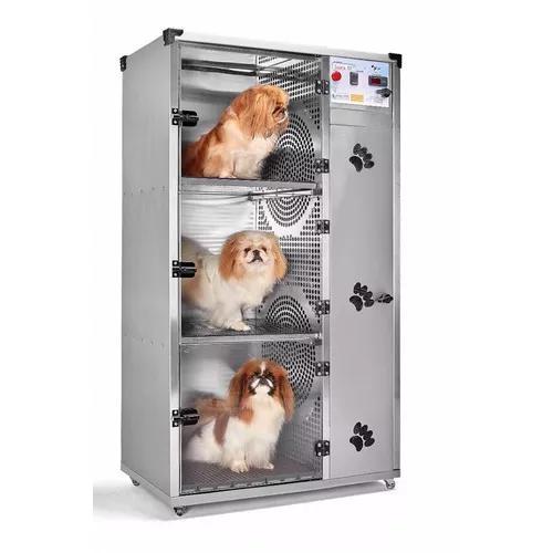 Máquina de secar cães e gatos saara turbo three