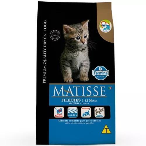 Ração matisse filhotes gatos 10,1kg