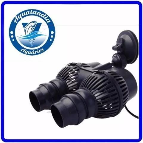 Wave maker jvp 201a sunsun 6000l/h 220v sun sun p/aquário