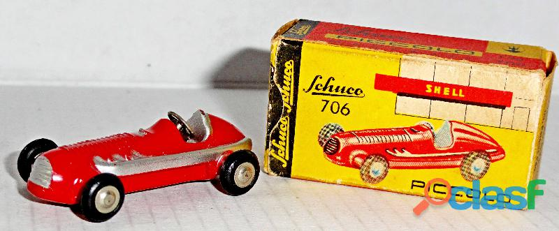 Maserati da Schuco alemã na caixa original.