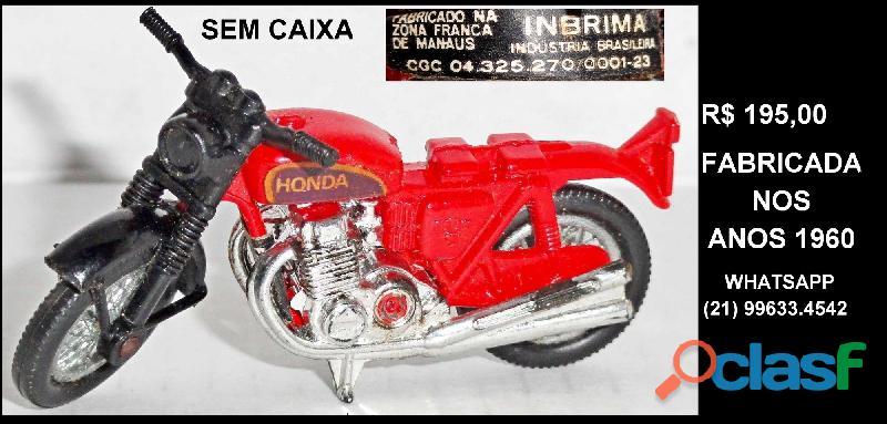 Moto Honda da marca Inbrima.Novíssima.