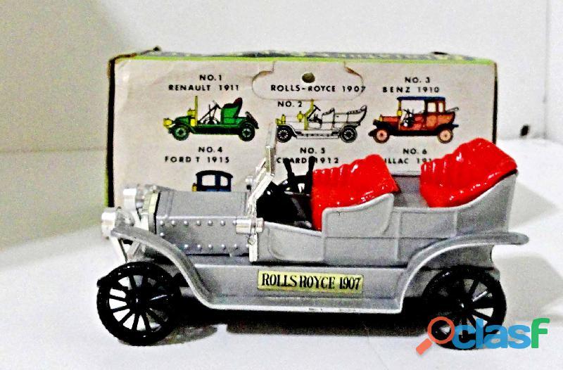 Rolls royce da tn toys namura.na caixa original.