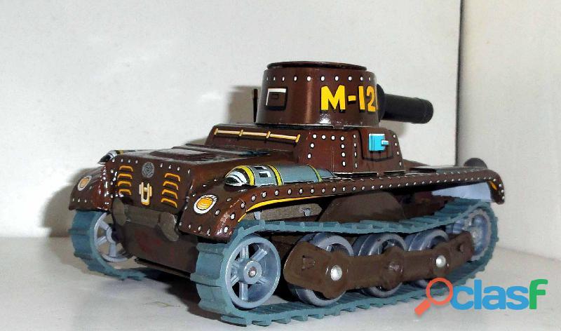 Tanque da Modern Toys,modelo M 120.Raríssimo.