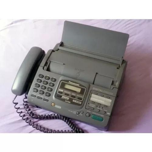 Aparelho fax telefone com secretaria
