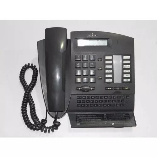 Aparelho telefonico digital alcatel 4020 pr