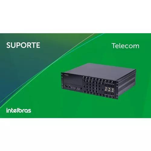 Central telefônica híbrida intelbras unniti 3000