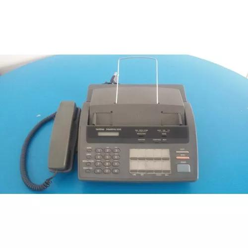 Fax brother intelli fax 615