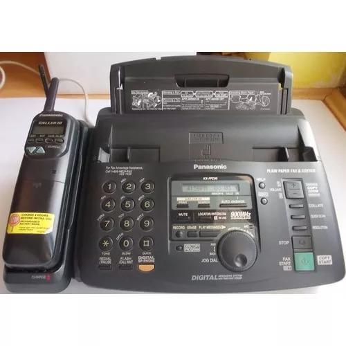 Fax com telefone s