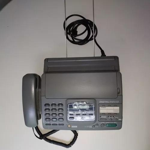 Fax panasonic com secretária eletrônica mod. kx-f895