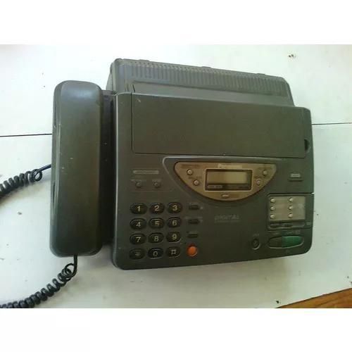 Fax panasonic digital answering kx-f700