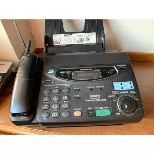 Fax panasonic kx-fpc135