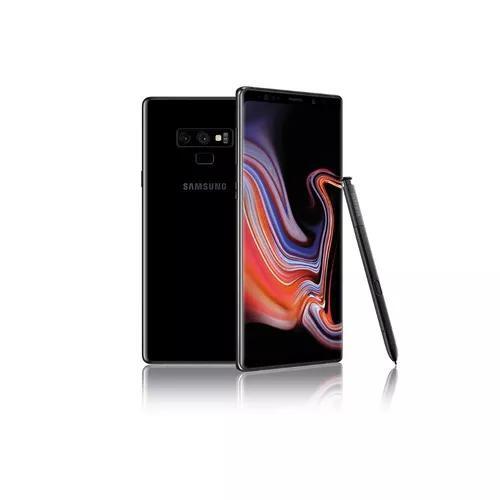 080606ad7 Galaxy note 9 128 gb 6gb novo lacrado anatel preto original