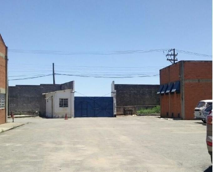 Galpão industrial -alugo