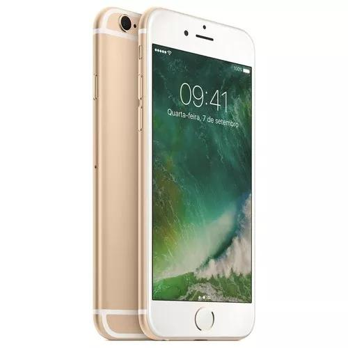 Iphone 6s rosa cinza 32 gb 4,7 hd garatina 1 ano lacrado