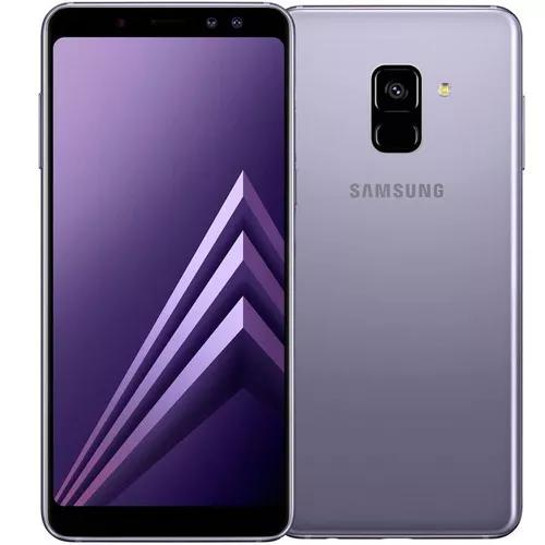 Samsung galaxy a8 plus tela 6 dual chip 64gb original c/ nf
