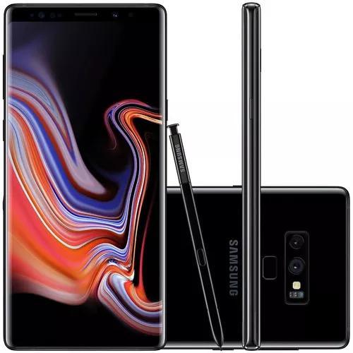 Samsung galaxy note 9 128 gb 6 gb ram anatel novo lacrado