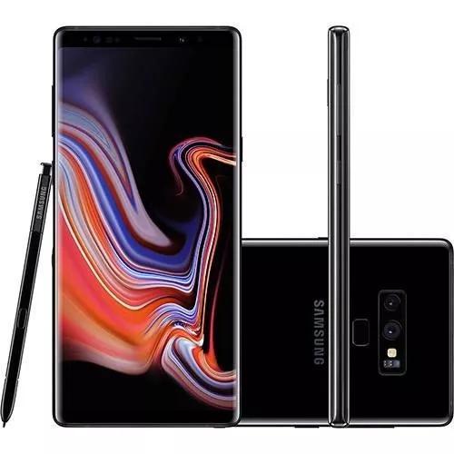 Samsung galaxy note 9 128gb tela6.4 octacore 2.8ghz 6gb ram