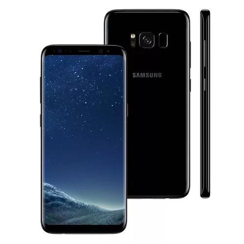 Samsung galaxy s8 64gb dual anatel sm-g950fd vitrine nota