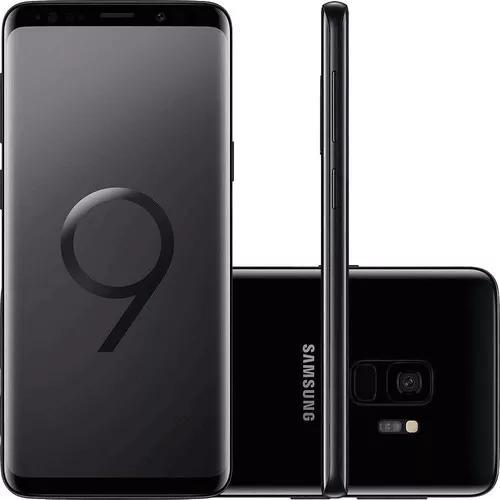 Samsung galaxy s9 128gb 4gb ram novo dual chip tela 5.8 12mp