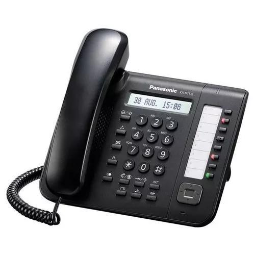 Telefone digital panasinic kx-dt521