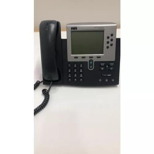 Telefone ip cisco 7960g - nf e garantia