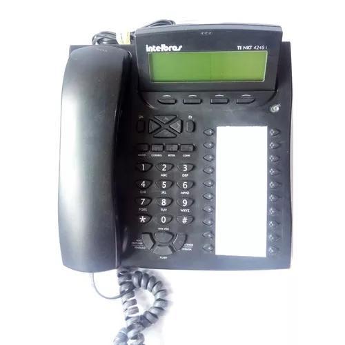 Telefone terminal inteligente intelbras ti nkt 4245 i