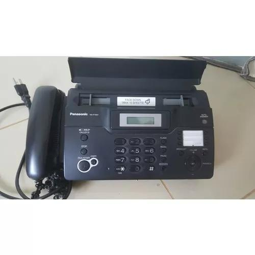 Vendo telefone fax da panasonic com bina
