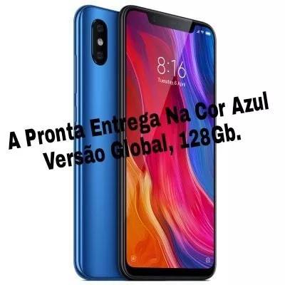 Xiaomi mi 8 128/6gb global promoção envio hoje 27/12