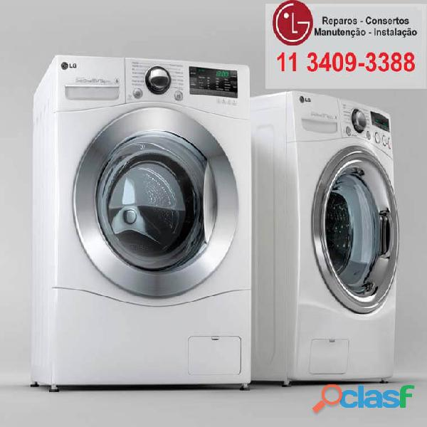 Problemas com lava e seca, secadoras de roupas, máquinas de lavar roupas e lavadoras de roupas lg