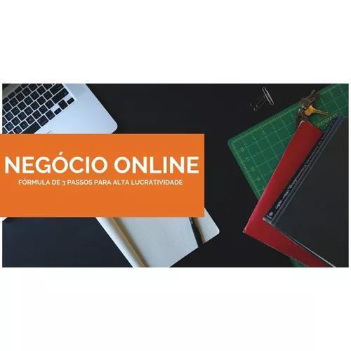 Como criar um negócio lucrativo na internet