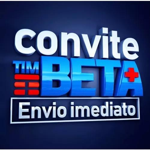 Convite tim beta - envio imediato!