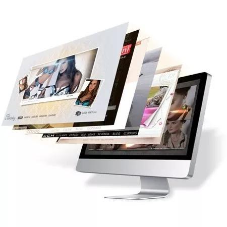 Criação de loja virtual - serviços de web design