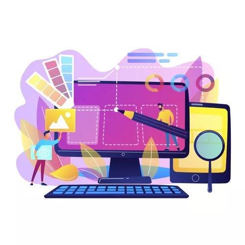Criação de sites com hospedag