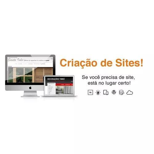 Criação de sites, registro, hospedag