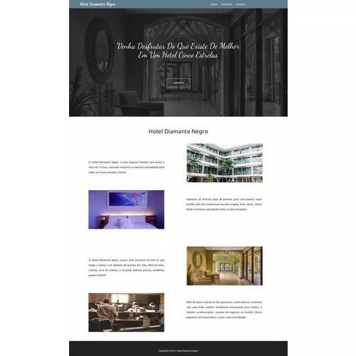 Criação de sites sobre medida