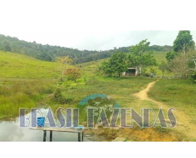 Fazenda em ipiaú (região). 400 hectares