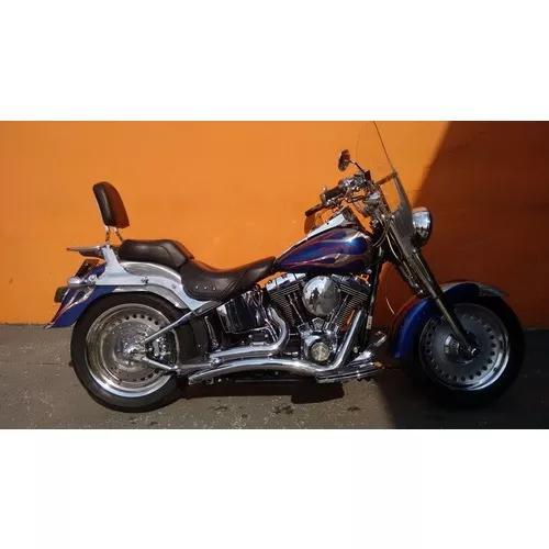 Harley-davidson softail fat boy - 2007
