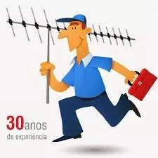 Instalador de antena apontamento manutenção(paraguaçu