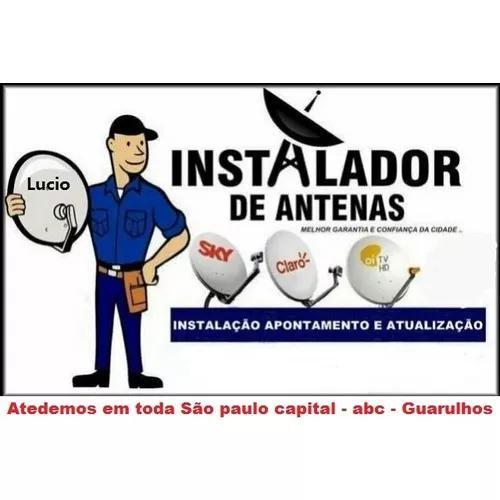 Instalador de antenas sp capital.